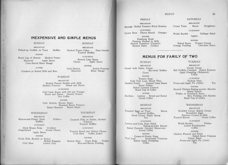 menu ann arbor district library