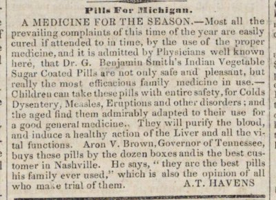 Pills For Michigan image