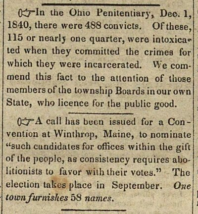 ...in The Ohio Penitentiary,. Dec. 1, 1840, There Were 488 Convicts... image