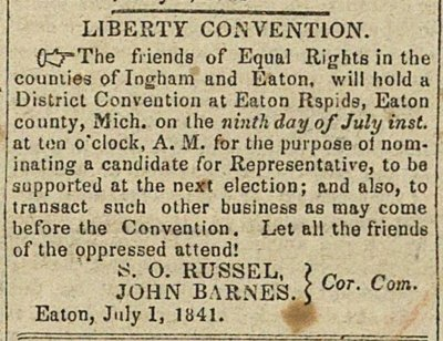 Liberty Convention image