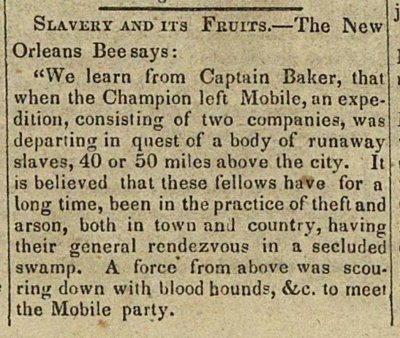 Slavery And Its Fruits image