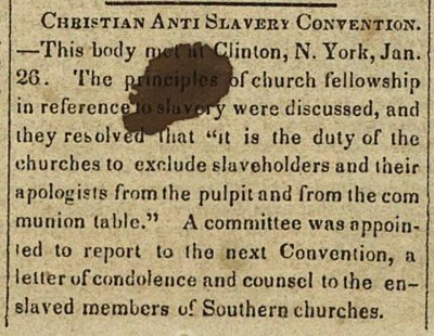 Christian Anti Slavery Convention image