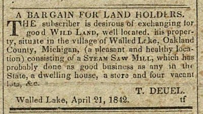 A Bargain For Land Holders image
