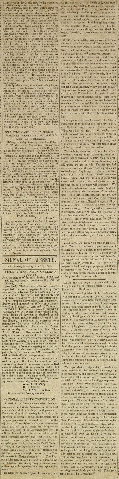 National Liberty Convention image