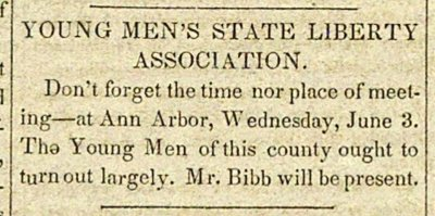 Young Men's State Liberty Association image