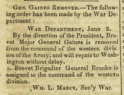 Gen. Gaines Removed image