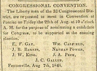 Congressional Convention image