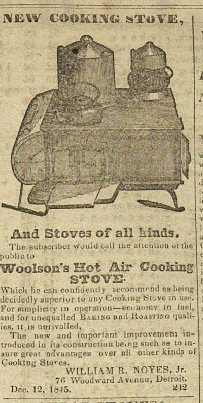 New Cooking Stove image