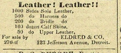 Leather ! Leather !! image