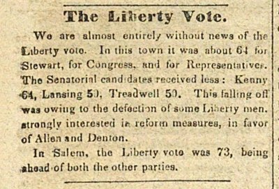 The Liberty Vote image