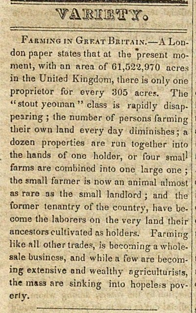 Farming In Great Britain image