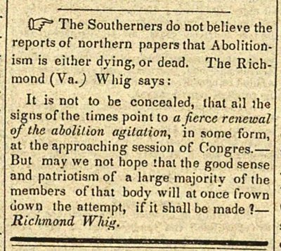 The Southerners Do Not Believe The Reports Of Northern Papers... image