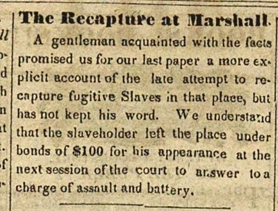 The Recapture At Marshall image