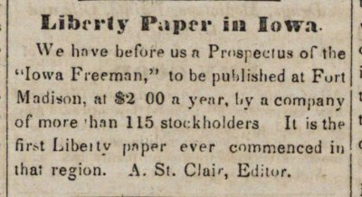 Liberty Paper In Iowa image