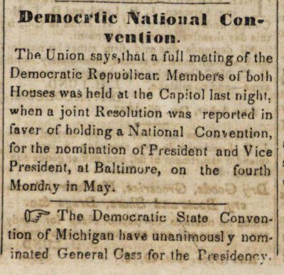 Democrtic National Convention image