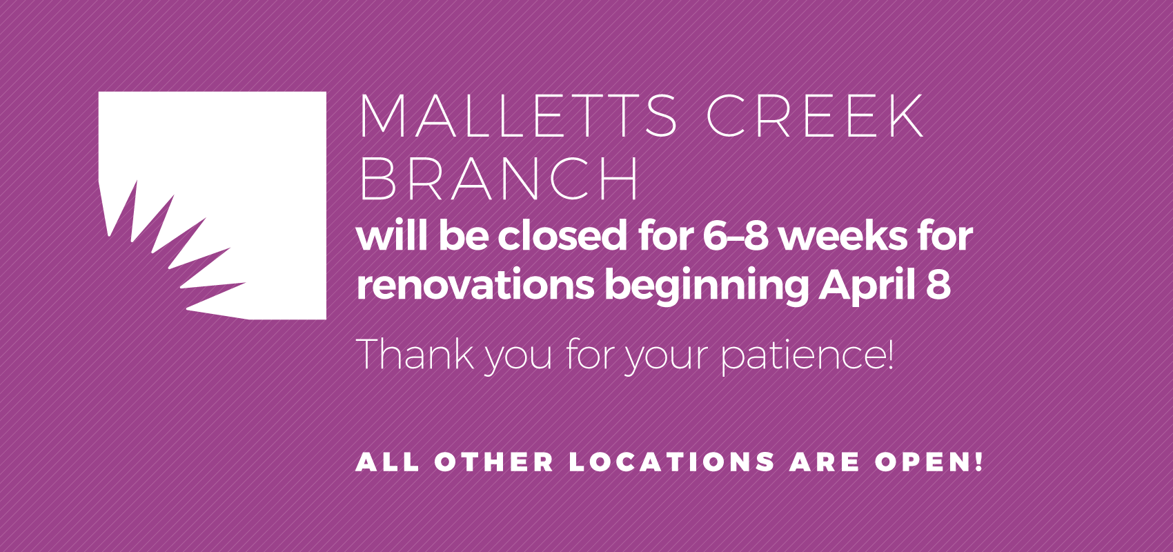 Malletts Closure