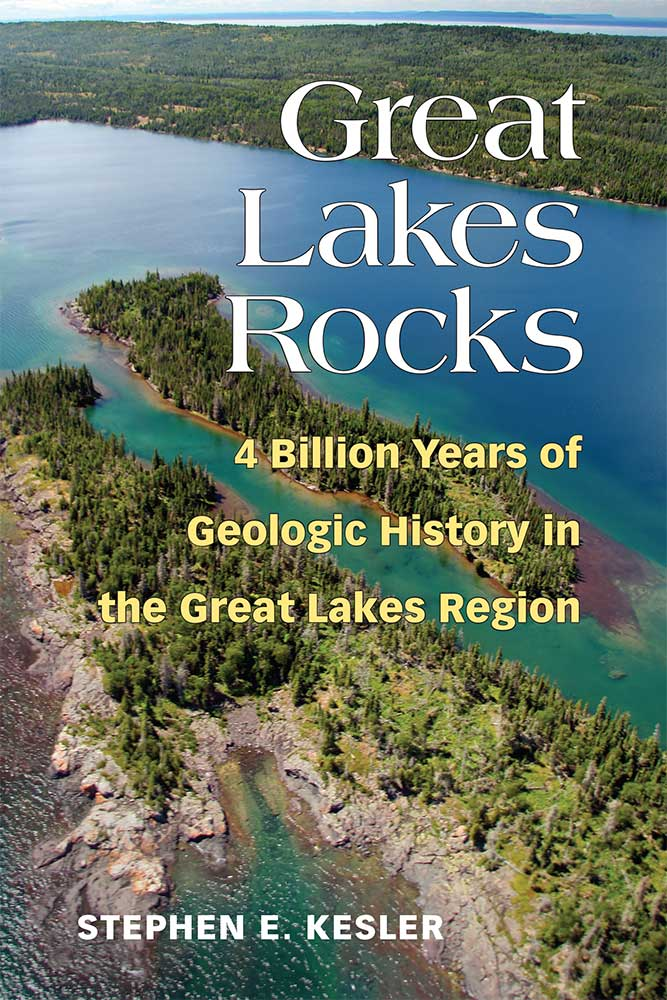 Great Lakes Rocks Book Cover