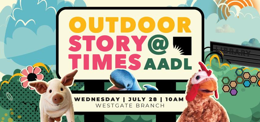 WG Storytime (7/28). .