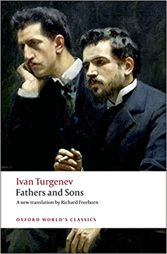 Book cover.  Two young men in suits stare moodily into the distance.