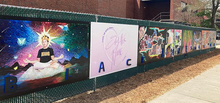 AADL Black Lives Matter Mural