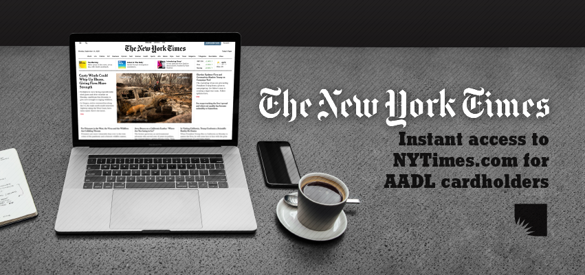 Instant Access to the New York Times Online