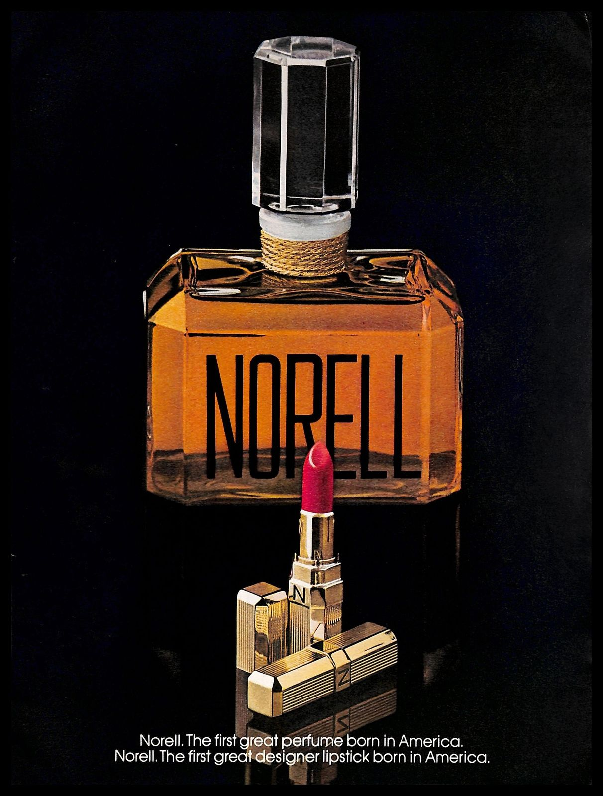 Smell and Tell   Norell: The First American Designer Perfume