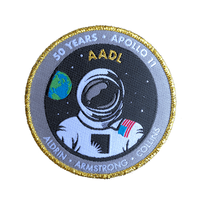AADL Apollo at 50 Patch