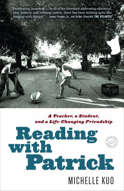 Paperback cover of Reading with Patrick.