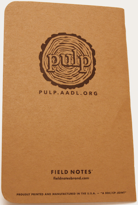 Pulp Field Notes