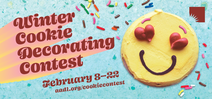 winter cookie contest