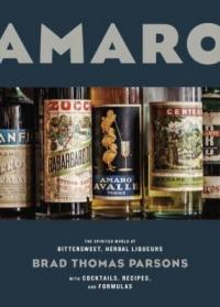 cover of Amaro book
