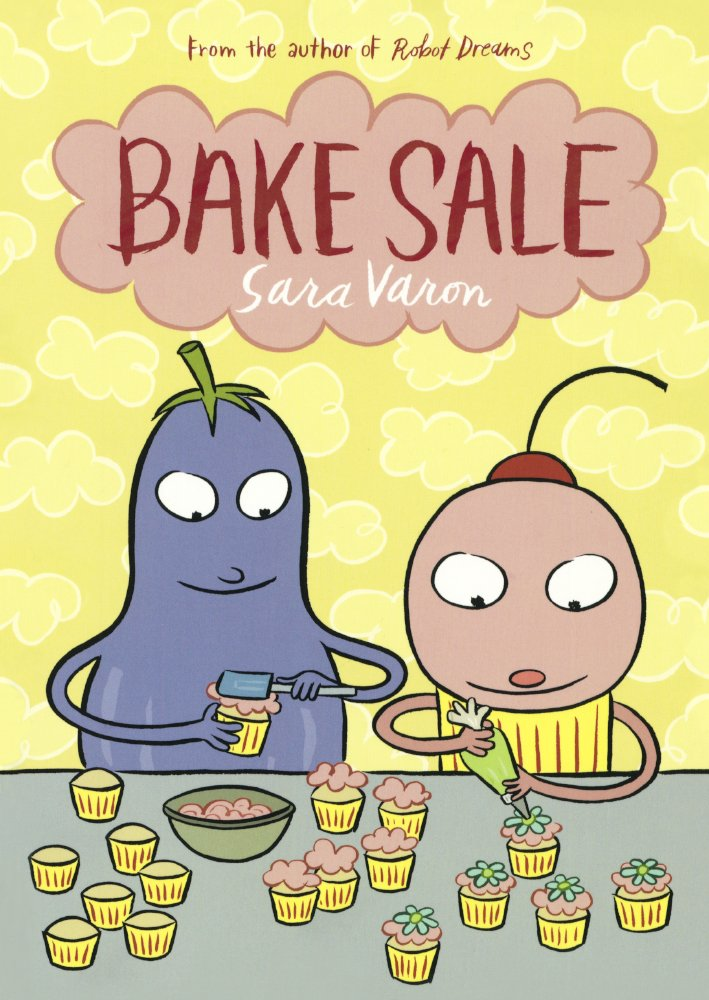 Bake Sale book cover