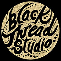 black thread studio logo
