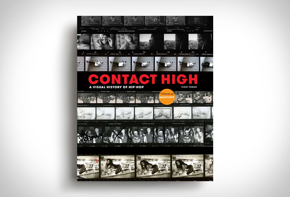 Author Event | Contact High: A Visual History of Hip-Hop
