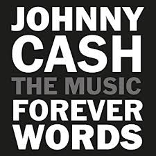 cover of Johnny Cash Forever Words CD
