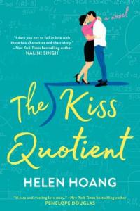 Cover art for The Kiss Quotient