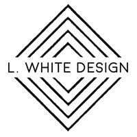 l white design logo