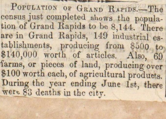 Population Of Grand Rapids image