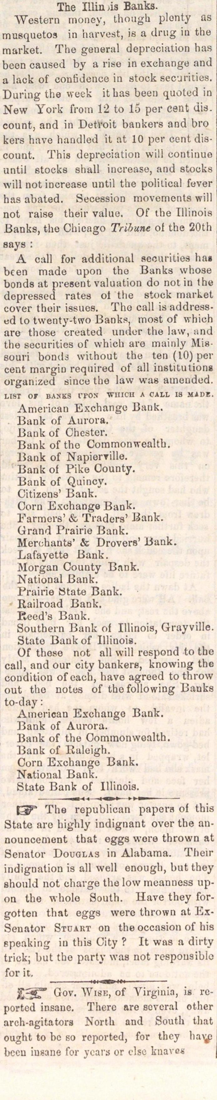 The Illinois Banks image