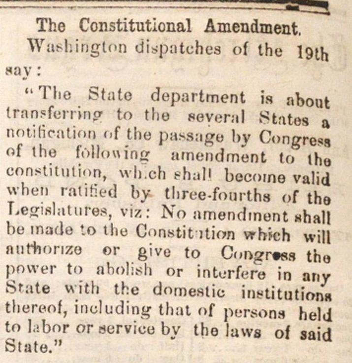 The Constitutional Amendment image