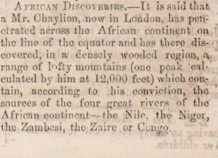 African Discoveries image