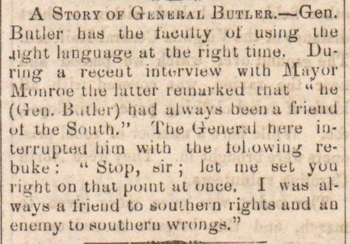 A Story Or General Butler image