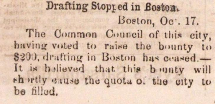 Drafting Stopped In Boston image