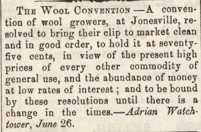 The Wool Convention image