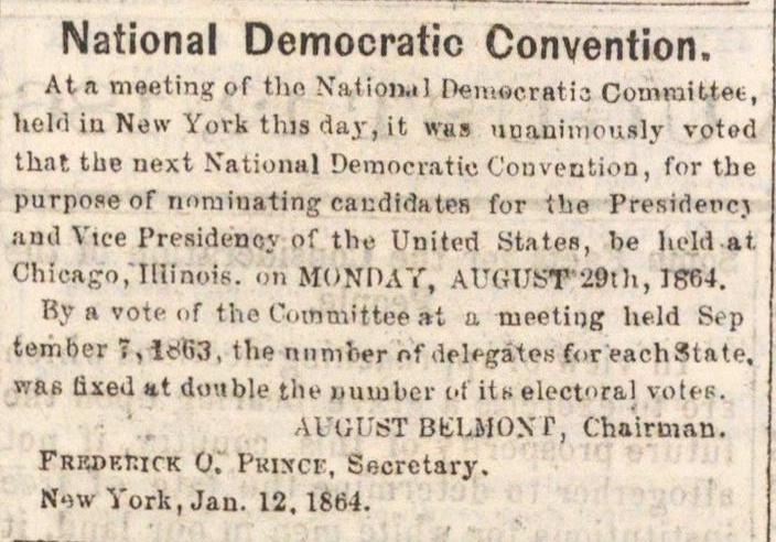 National Democratic Convention image
