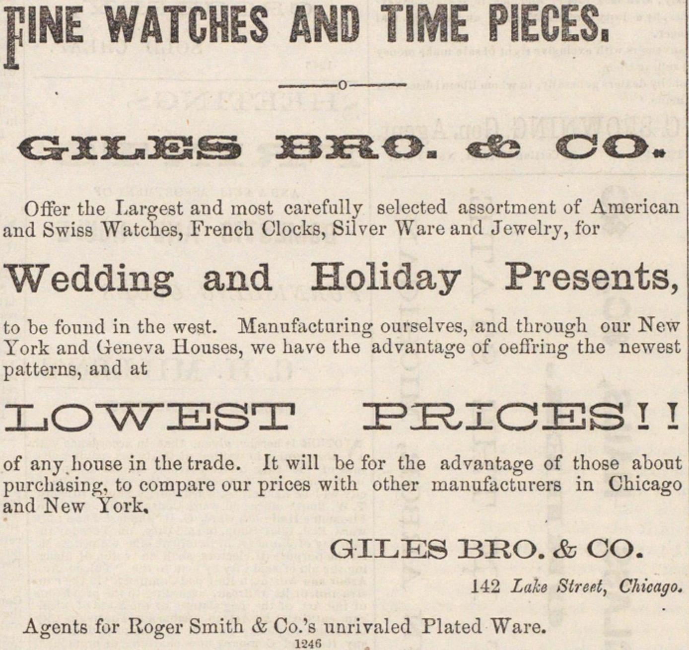 Giles Bro. & Co. image