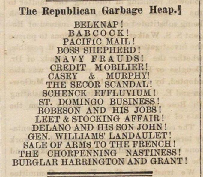 The Republican Garbage Heap image