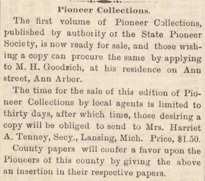 Pioneer Collections image