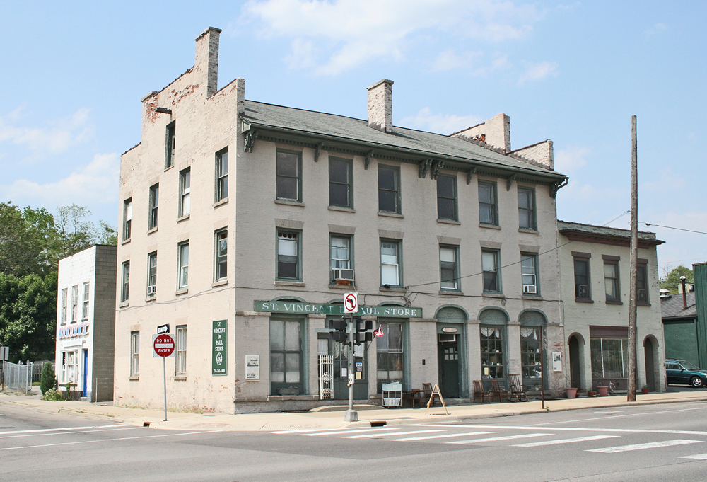 Anson Brown Building, 1832 image
