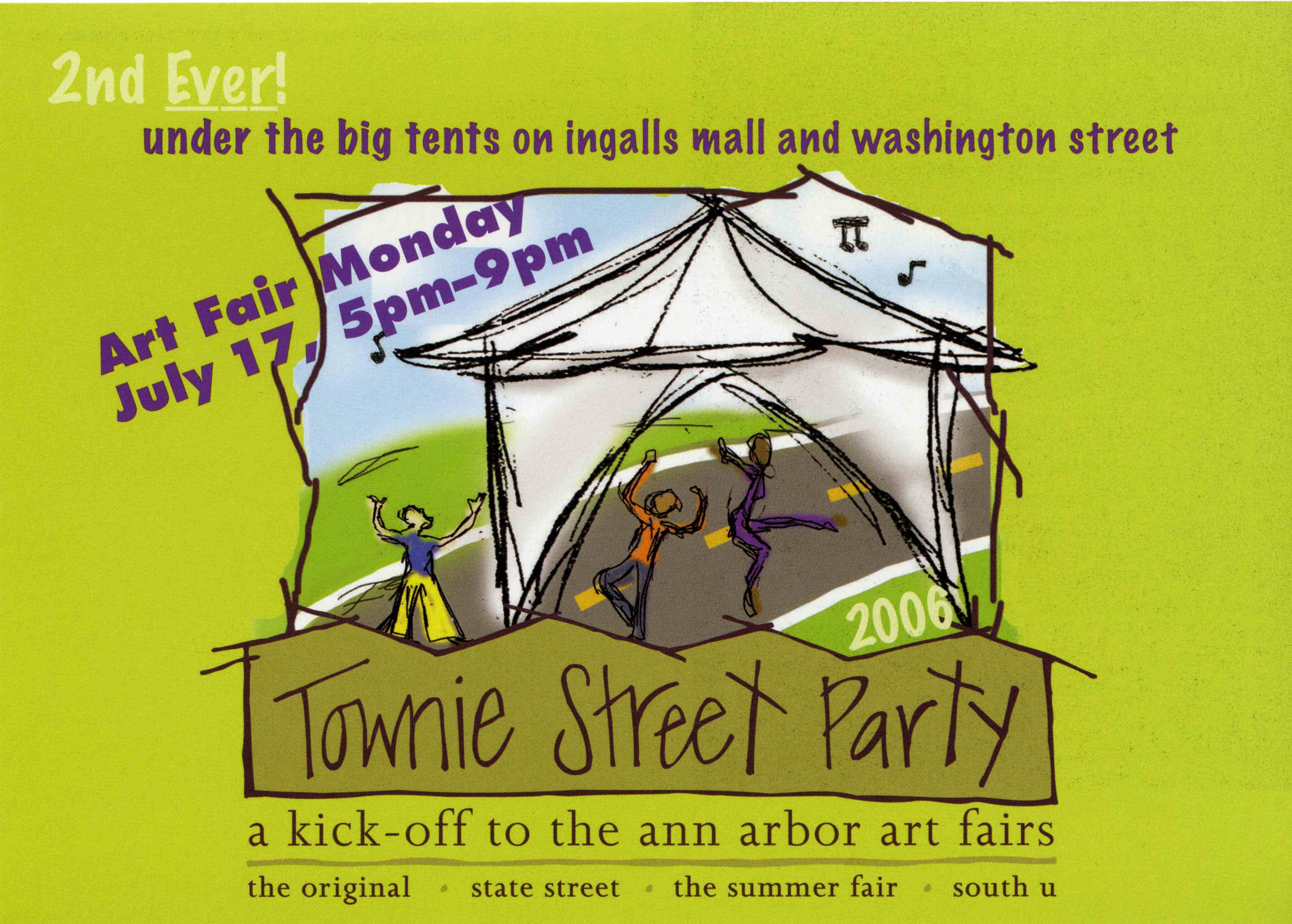 2nd EVER!  Townie Street Party image